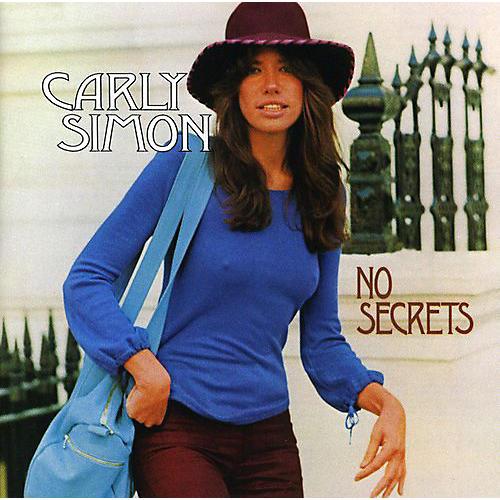 Alliance Carly Simon - No Secrets (CD) thumbnail