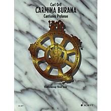 Schott Carmina Burana (Vocal Score) Vocal Score Composed by Carl Orff Arranged by Henning Brauel