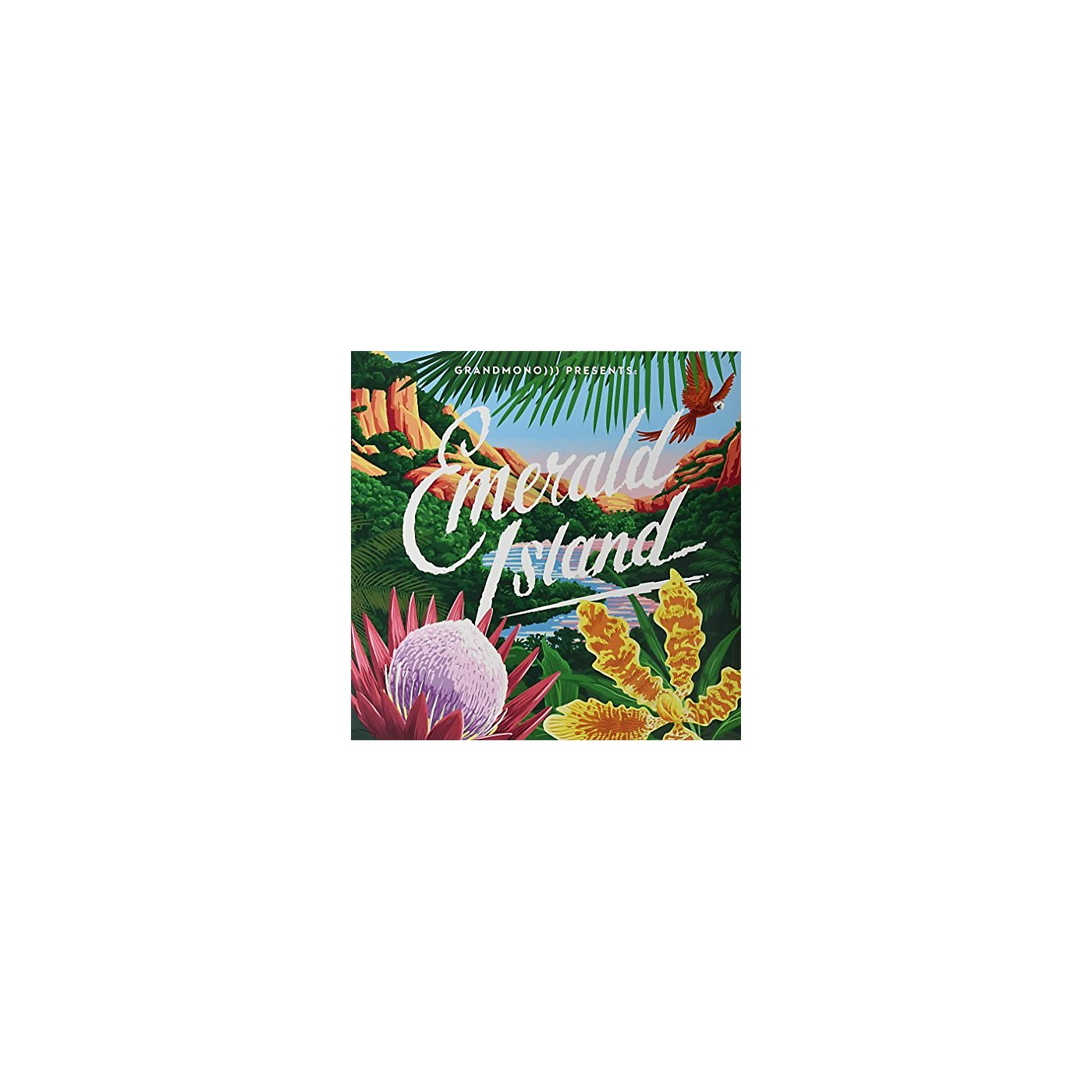 Alliance Caro Emerald - Emerald Island (limited edition heavyweight picture disc) thumbnail