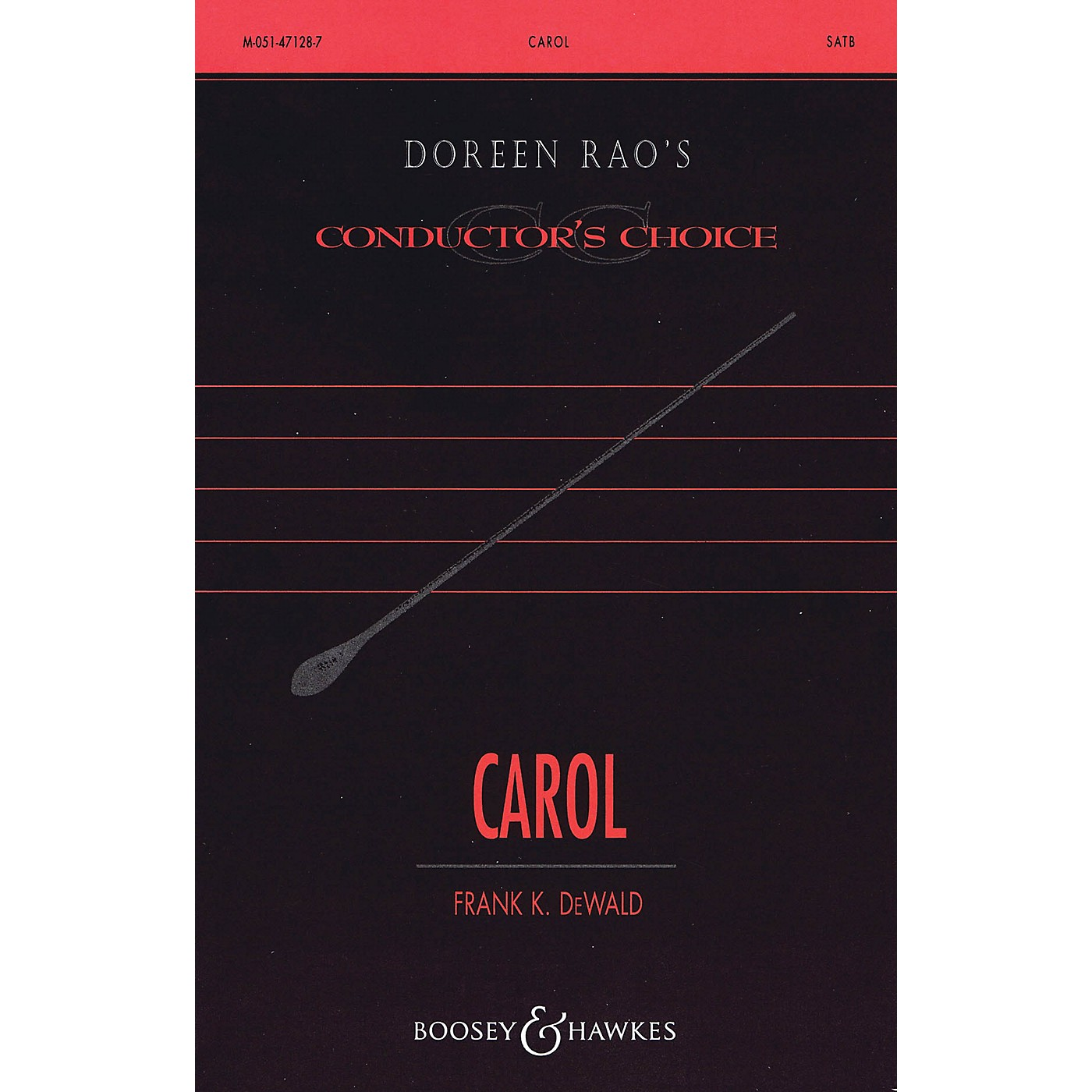 Boosey and Hawkes Carol (CME Holiday Lights) SATB Divisi composed by Frank DeWald thumbnail