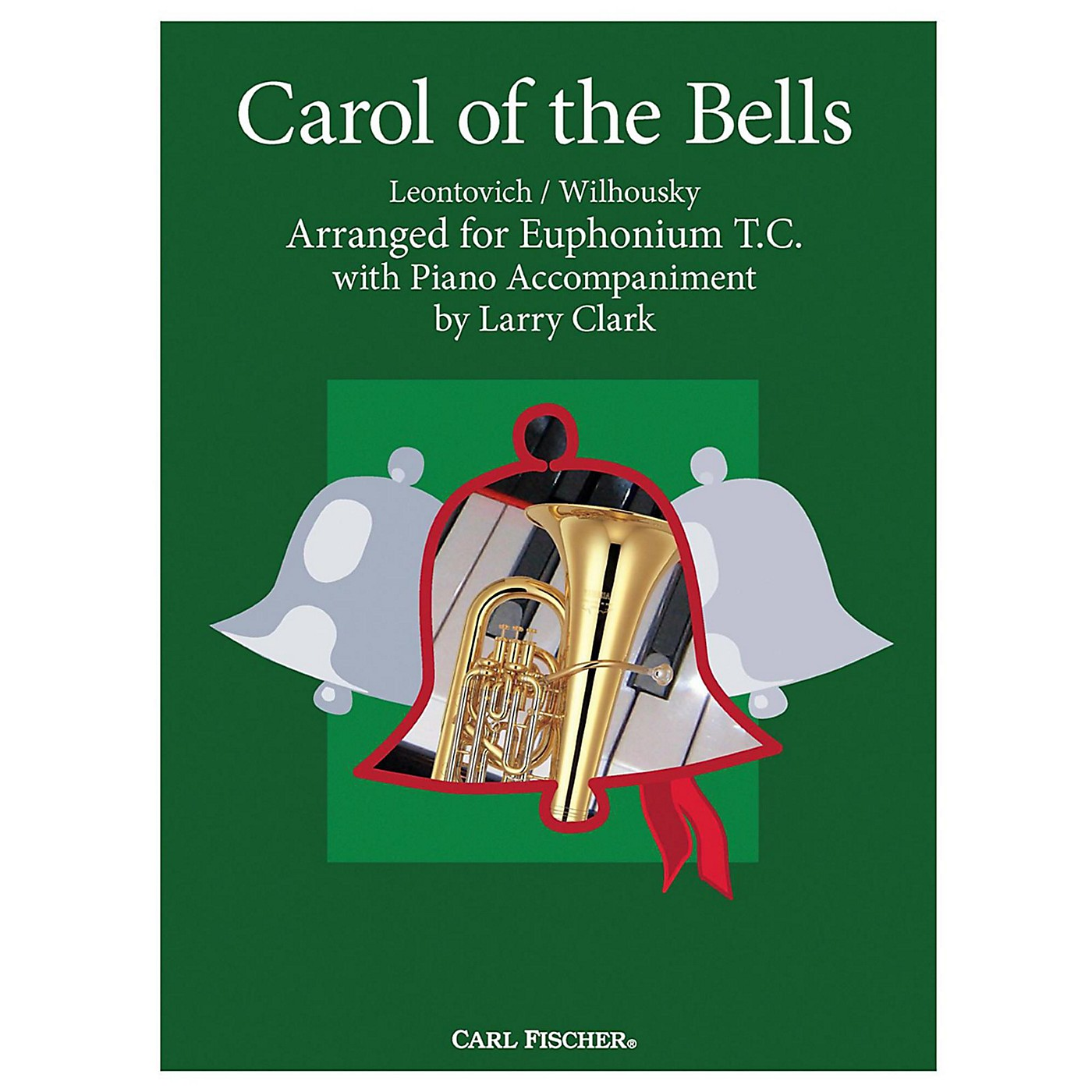 Carl Fischer Carol Of The Bells - Baritone T.C. With Piano Accompaniment thumbnail