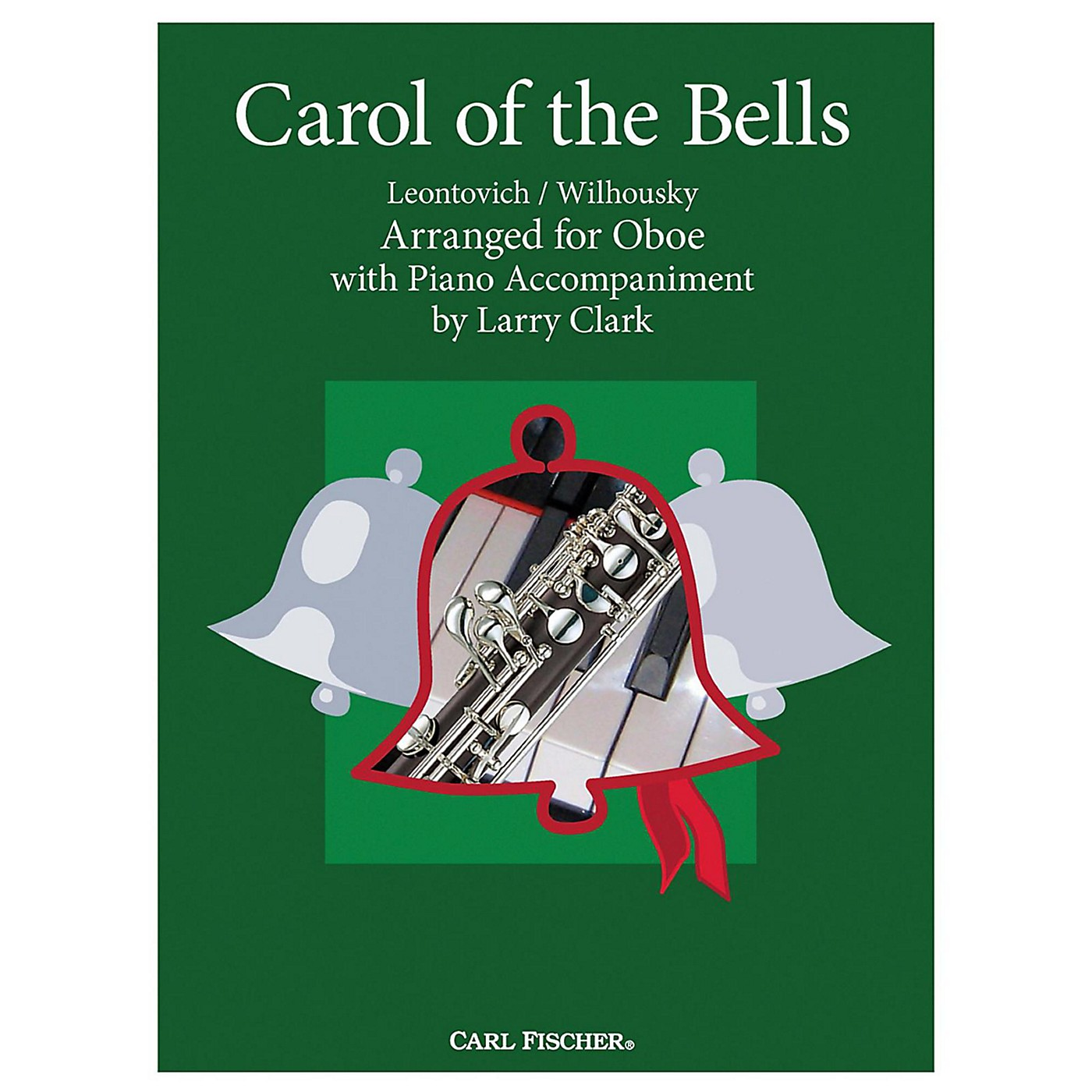 Carl Fischer Carol Of The Bells - Oboe With Piano Accompaniment thumbnail