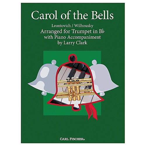 Carl Fischer Carol Of The Bells - Trumpet With Piano Accompaniment thumbnail