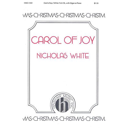Hinshaw Music Carol of Joy SATB thumbnail