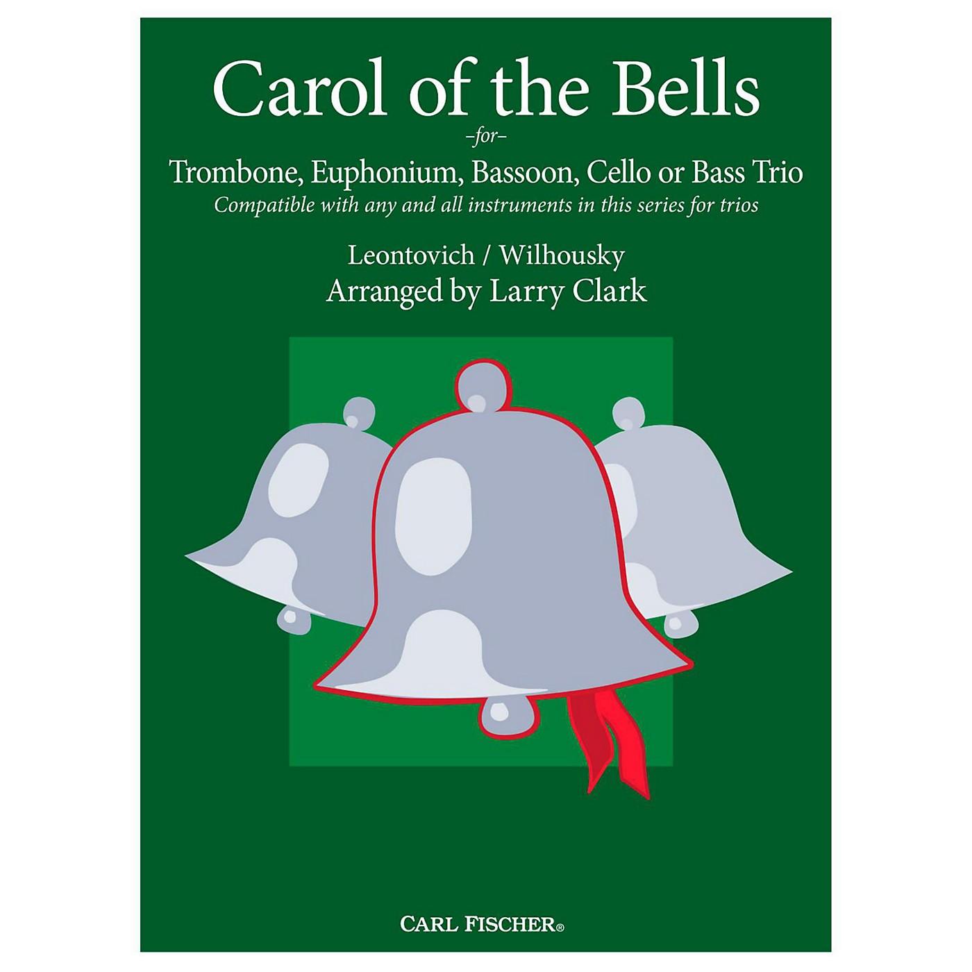 Carl Fischer Carol of the Bells Comp-Tbn thumbnail