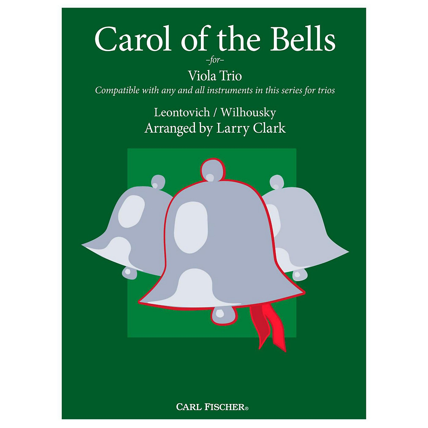 Carl Fischer Carol of the Bells Comp-Vla thumbnail