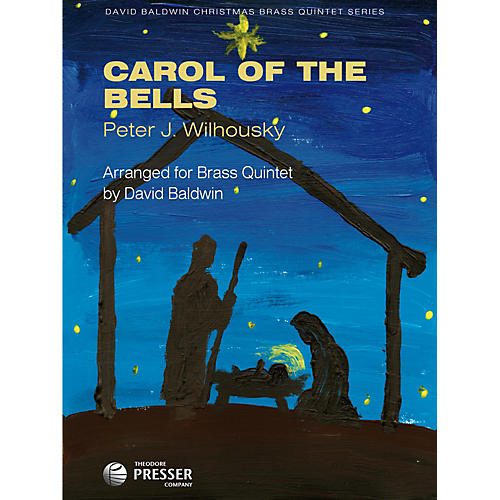 Carl Fischer Carol of the Bells (For Brass Quintet) thumbnail
