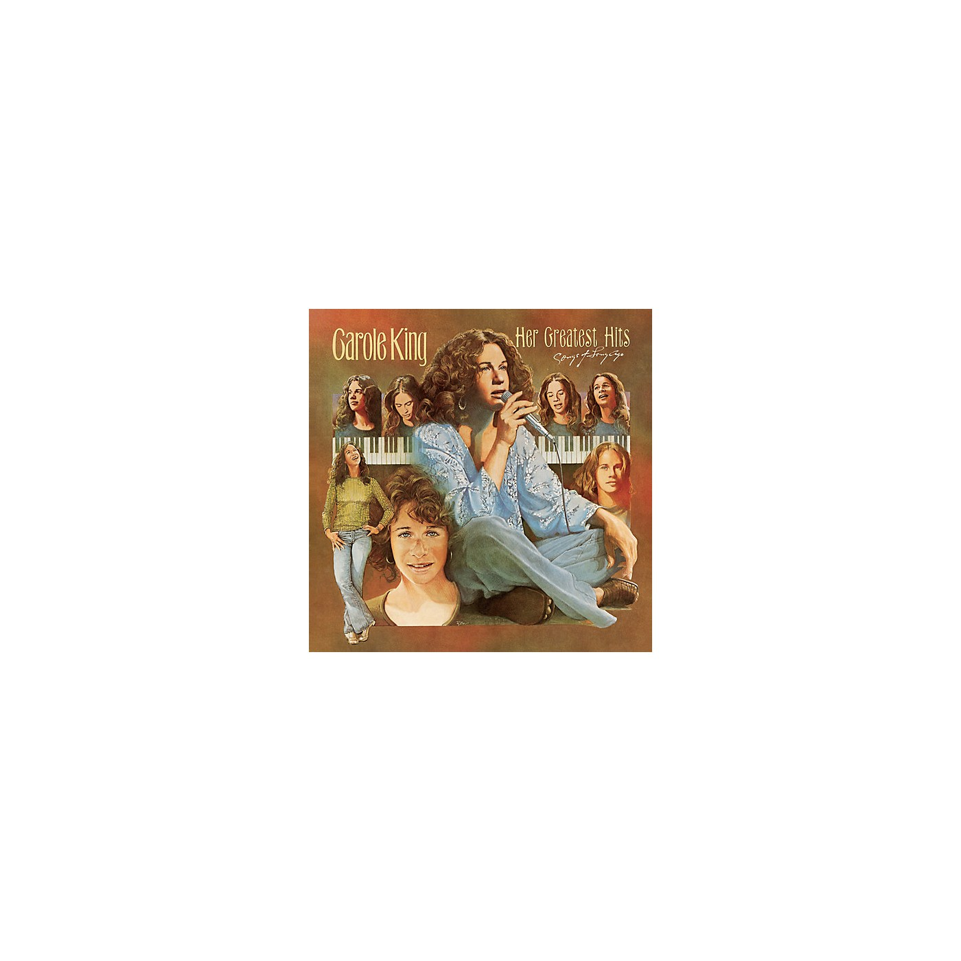Alliance Carole King - Her Greatest Hits [Songs Of Long Ago] (CD) thumbnail
