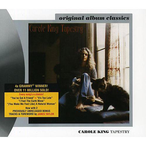 Alliance Carole King - Tapestry (CD) thumbnail