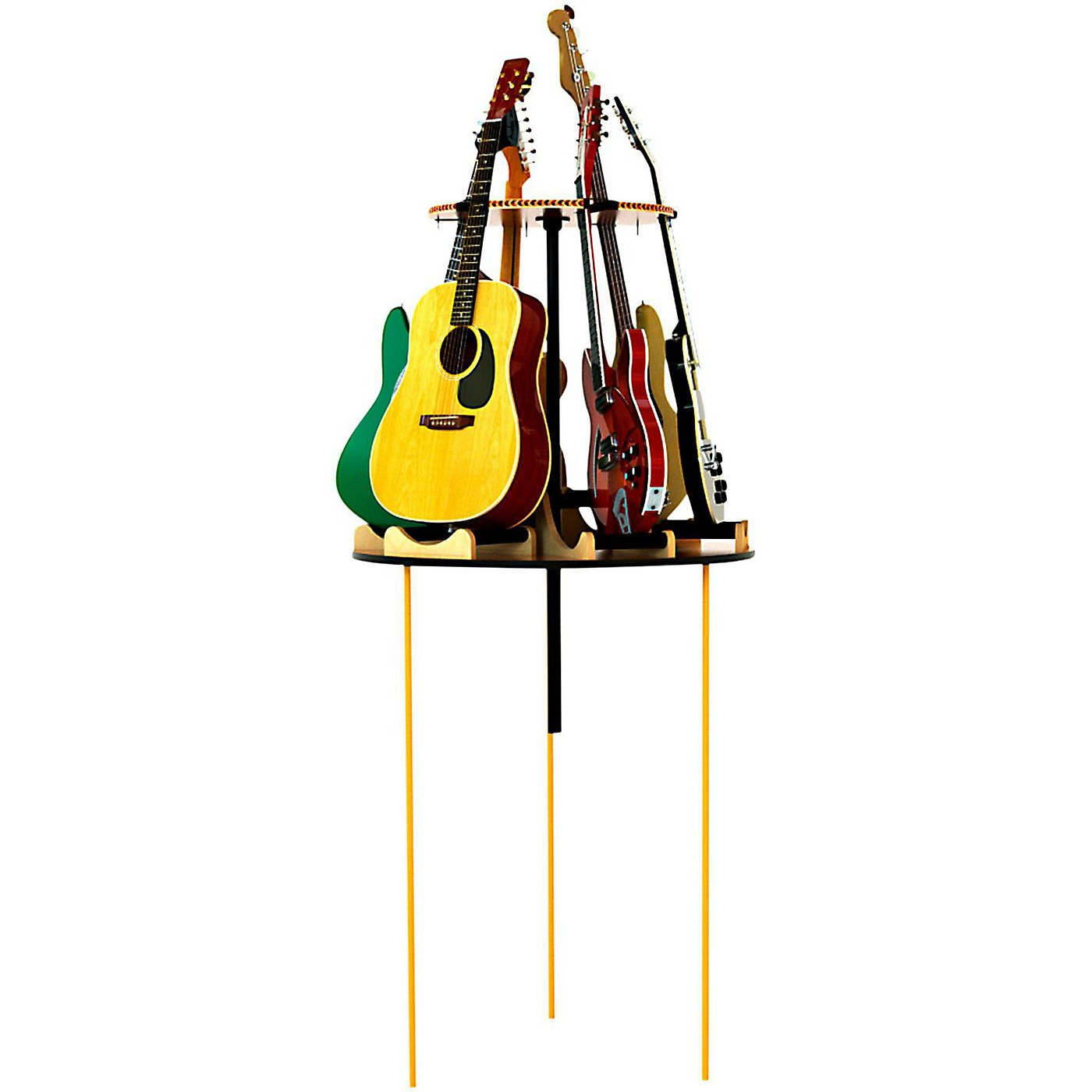 A&S Crafted Products Carousel Deluxe Multi-Guitar Expansion Tier thumbnail