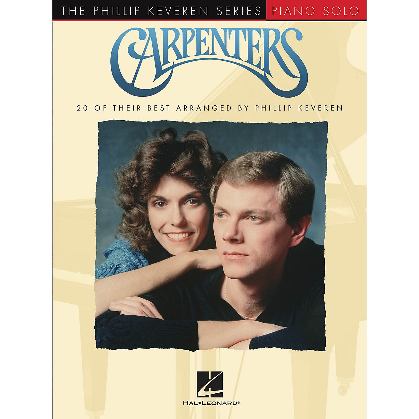Hal Leonard Carpenters - 20 of Their Best Arranged by Phillip Keveren for Piano Solo thumbnail