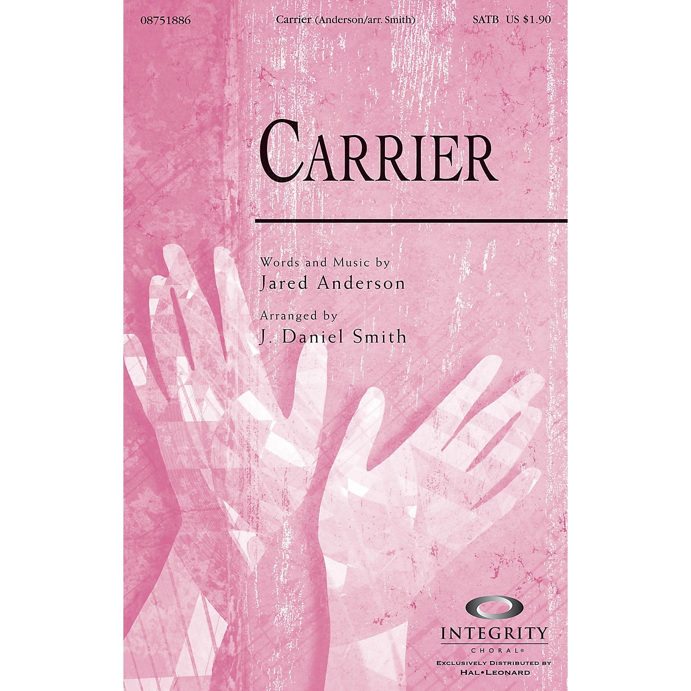 Integrity Choral Carrier ORCHESTRA ACCOMPANIMENT by Jared Anderson Arranged by J. Daniel Smith thumbnail