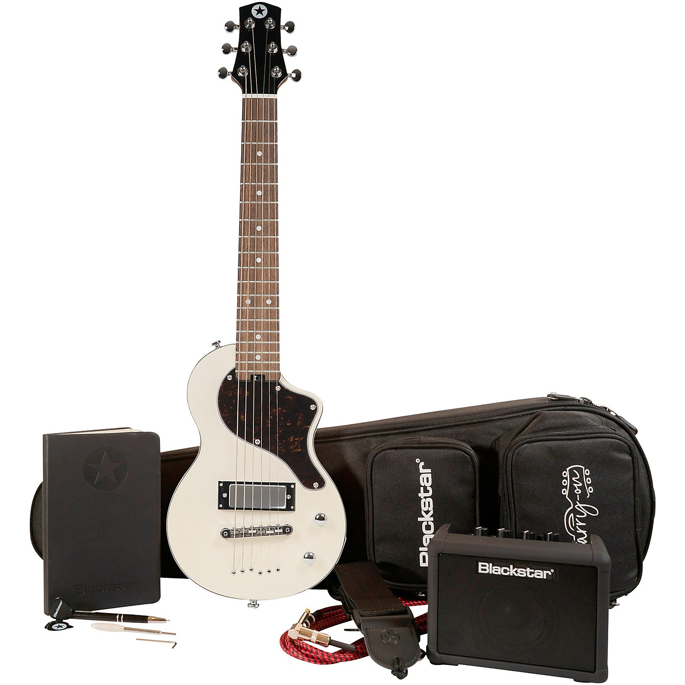 Blackstar CarryOn Travel Guitar Deluxe Pack with FLY3 thumbnail