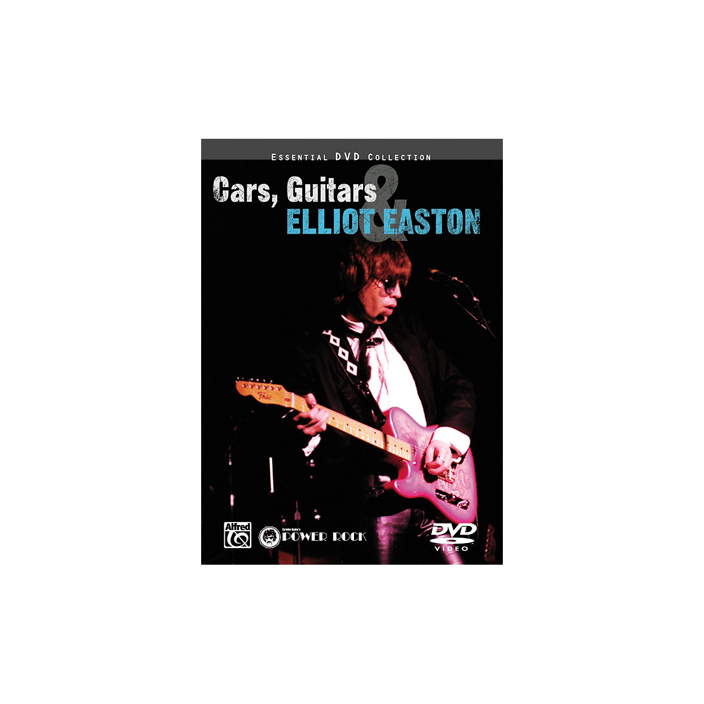 Alfred Cars, Guitars & Elliot Easton (DVD) thumbnail