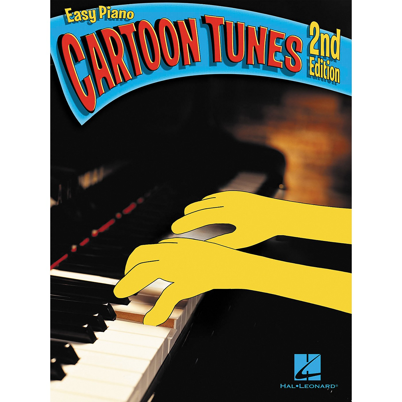 Hal Leonard Cartoon Tunes For Easy Piano 2nd Edition thumbnail