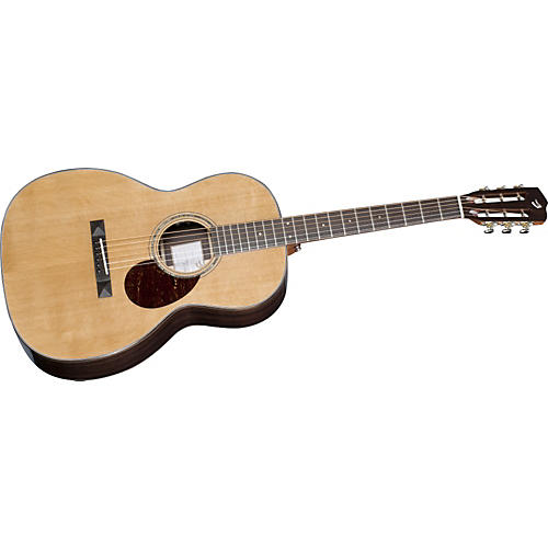 Breedlove Cascade OOO/CRe Slotted Peghead 12 Fret Acoustic-Electric Guitar-thumbnail