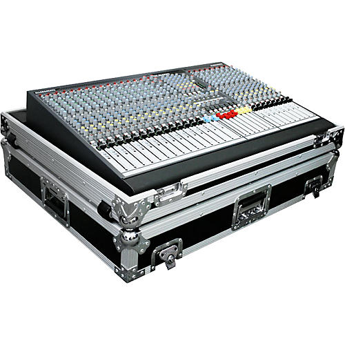 Road Ready Case for Allen & Heath GL2400 424 Mixer with Wheels thumbnail