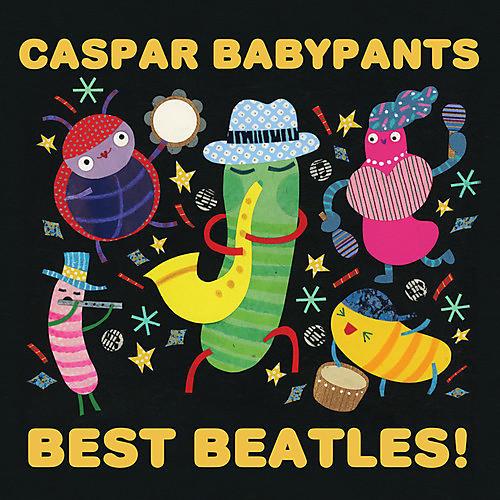 Alliance Caspar Babypants - Best Beatles! thumbnail