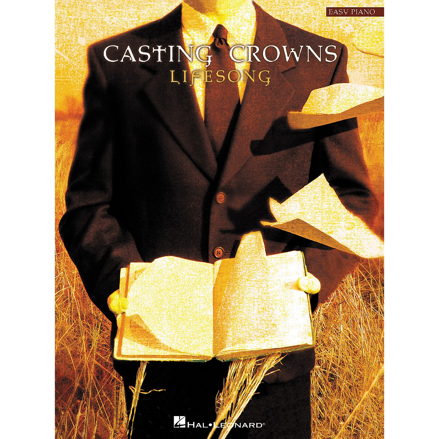 Hal Leonard Casting Crowns - Lifesong For Easy Piano thumbnail