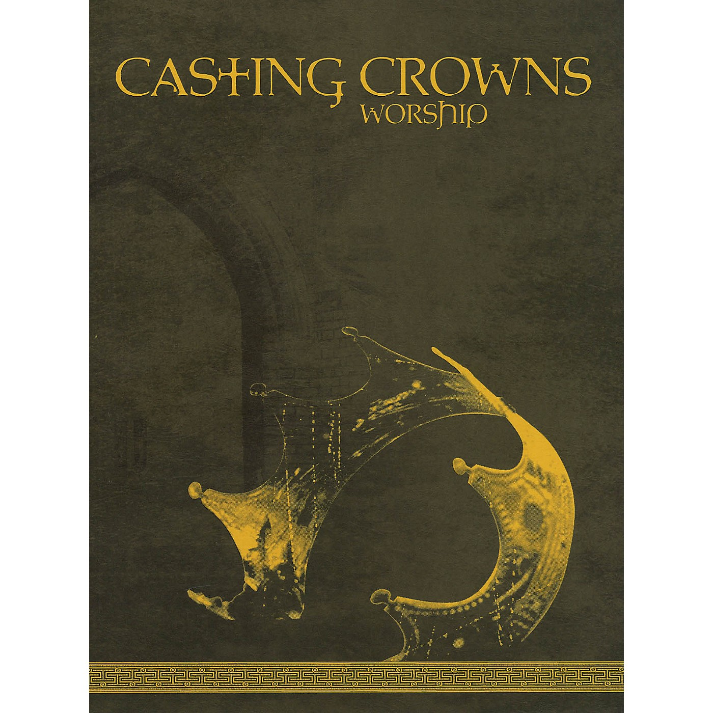 Worship Together Casting Crowns - Worship Sacred Folio Series Softcover Performed by Casting Crowns thumbnail