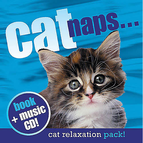 Music Sales Cat Naps (Relaxation Pack with CD) Music Sales America Series Hardcover with CD thumbnail