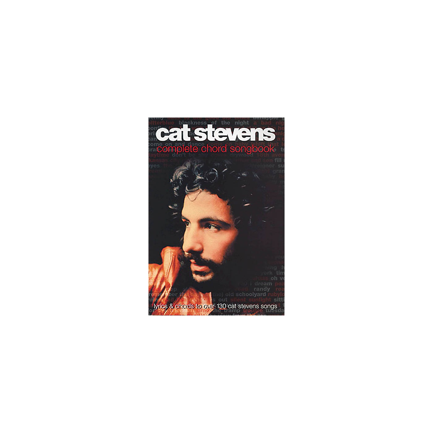 Music Sales Cat Stevens - Complete Chord Songbook Guitar Chord Songbook Series Softcover Performed by Cat Stevens thumbnail
