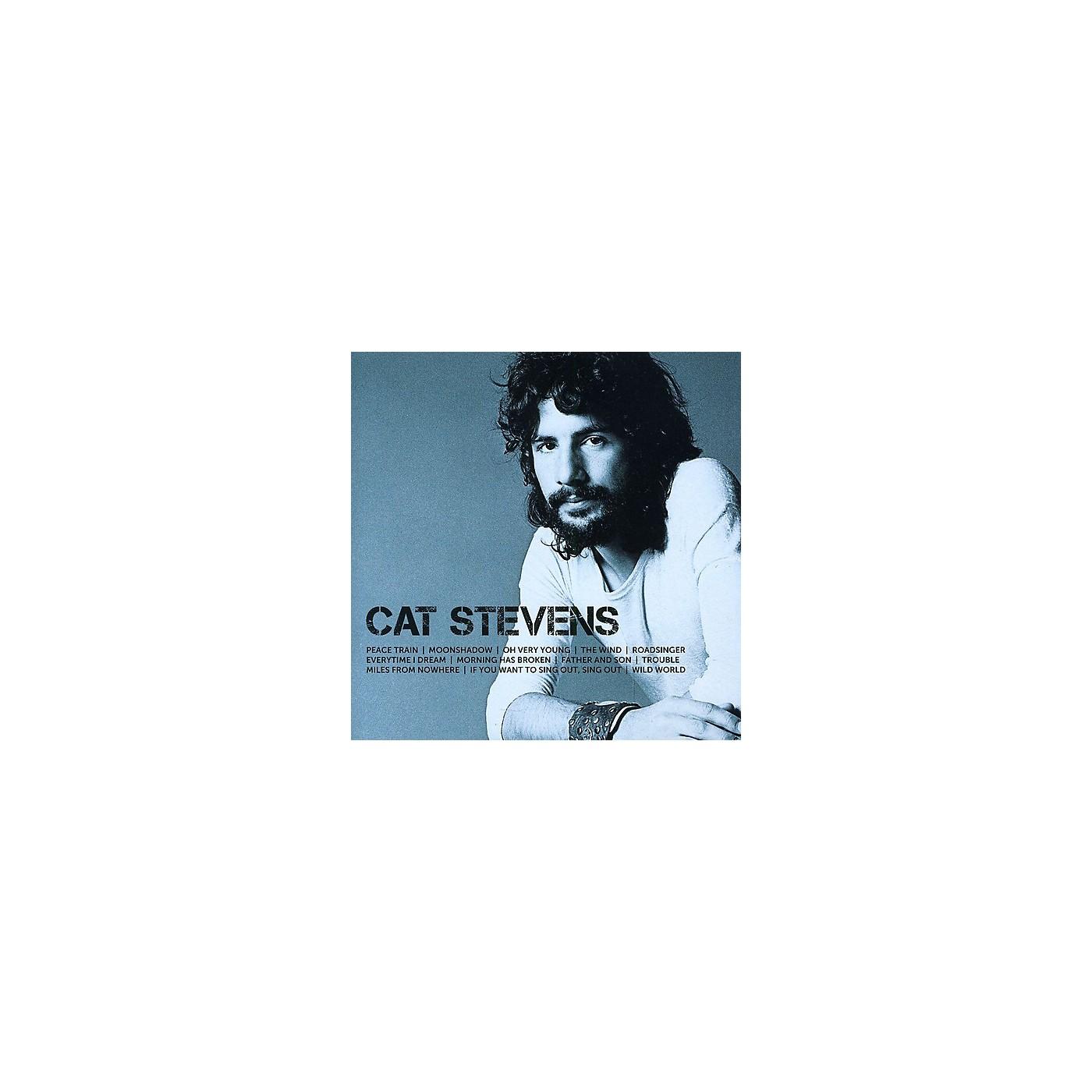 Alliance Cat Stevens - Icon (CD) thumbnail