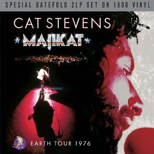 Alliance Cat Stevens - Majikat Earth Tour 76 thumbnail
