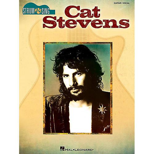 Cherry Lane Cat Stevens - Strum & Sing for Easy Guitar thumbnail