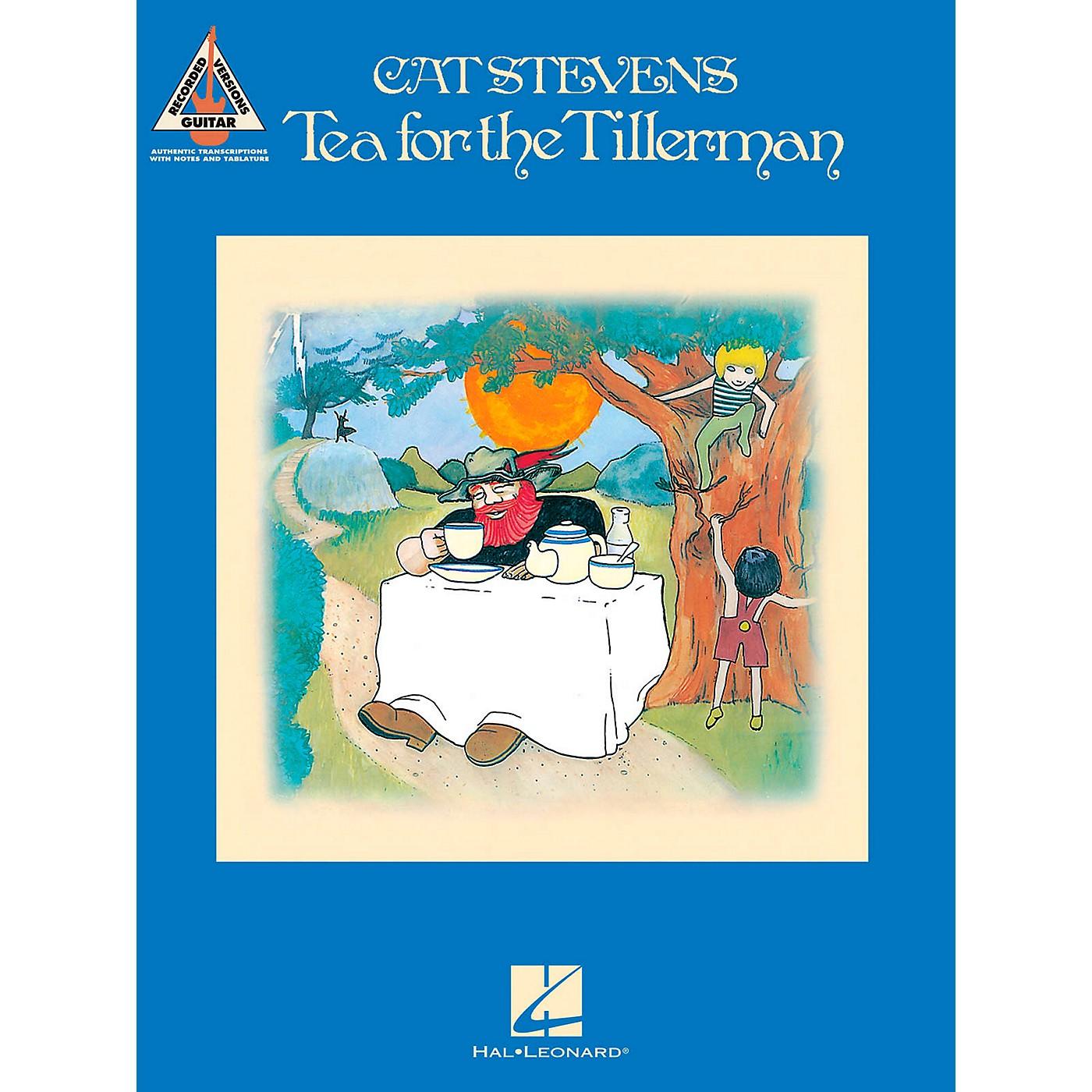 Hal Leonard Cat Stevens - Tea For The Tillerman thumbnail