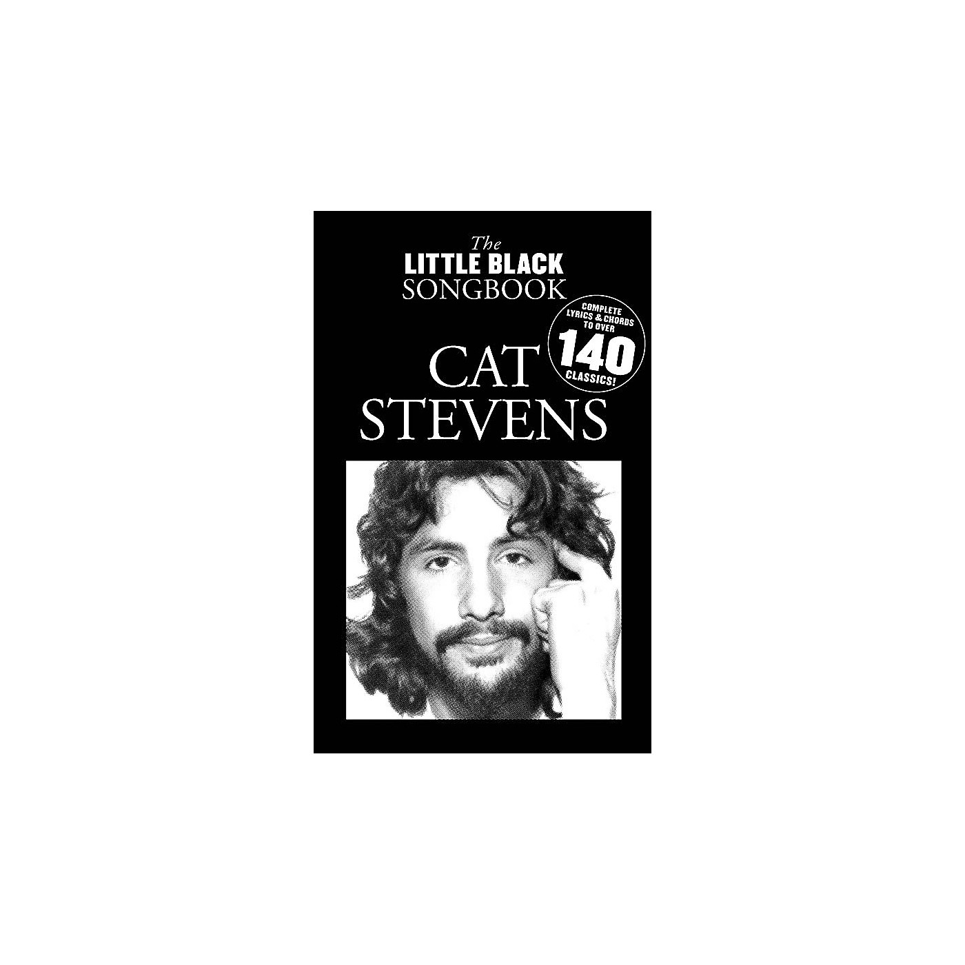 Music Sales Cat Stevens - The Little Black Songbook The Little Black Songbook Series Softcover by Cat Stevens thumbnail
