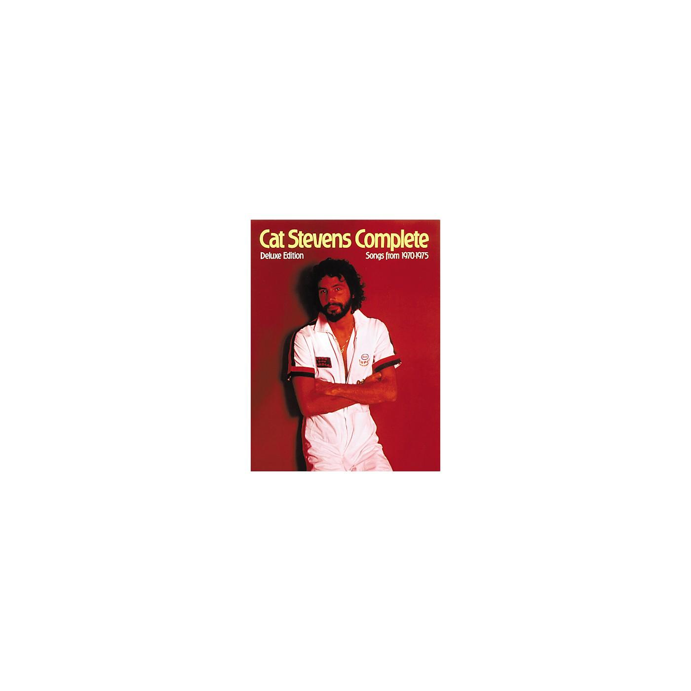 Music Sales Cat Stevens Complete Guitar Tab Songbook thumbnail