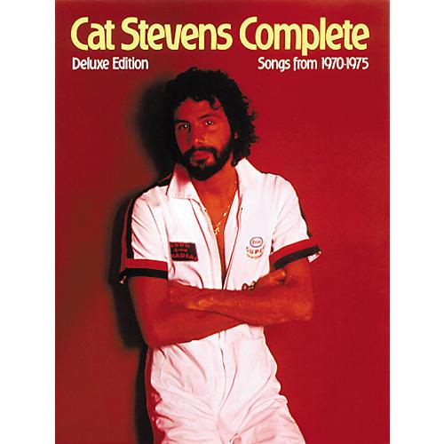 Music Sales Cat Stevens Complete Guitar Tab Songbook-thumbnail