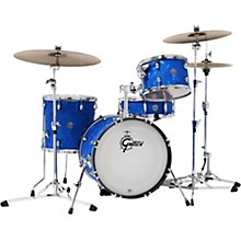 "Gretsch Drums Catalina Club Jazz 4-Piece Shell Pack with 18"" Bass Drum"