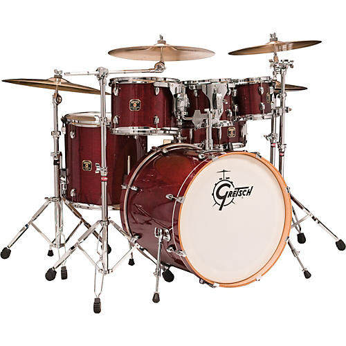 Gretsch Drums Catalina Maple 5-Piece Shell Pack with free 8