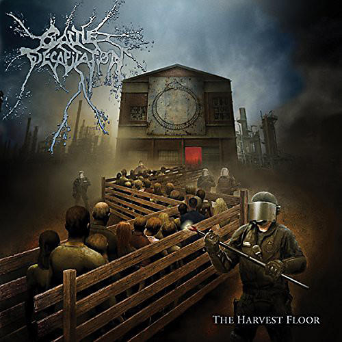Alliance Cattle Decapitation - Harvest Floor thumbnail