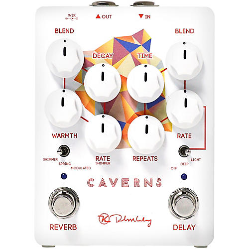 Keeley Caverns V2 Delay/Reverb Effects Pedal thumbnail