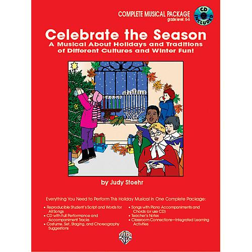 Alfred Celebrate the Season Book/CD thumbnail