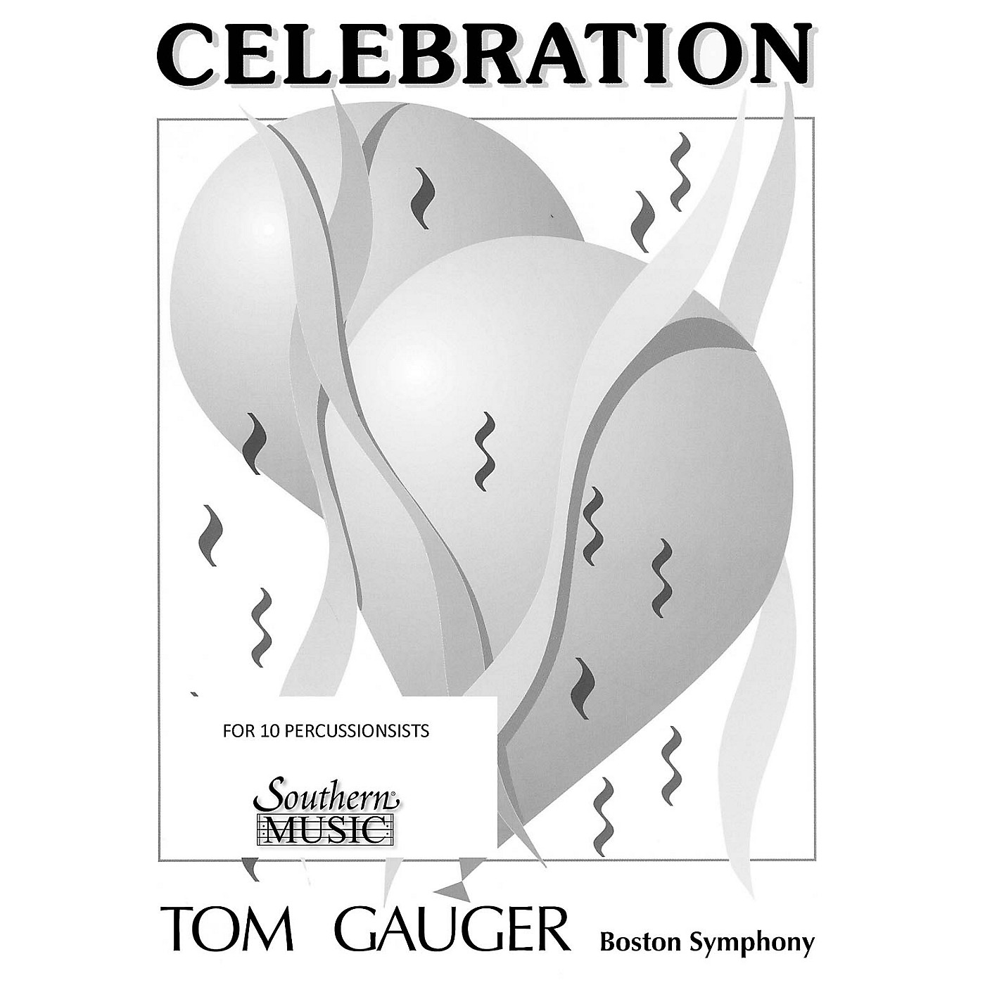 Hal Leonard Celebration (Percussion Music/Percussion Ensembles) Southern Music Series Composed by Gauger, Thomas thumbnail