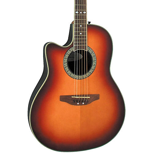 Ovation Celebrity Standard Left-Handed Acoustic-Electric Guitar thumbnail