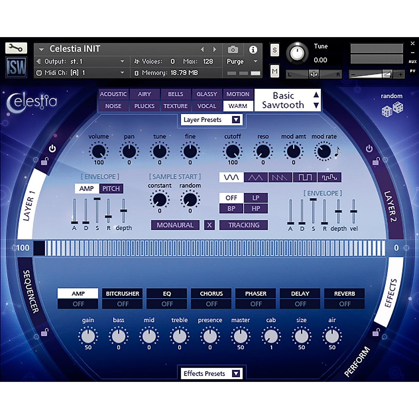 Impact Soundworks Celestia: Heavenly Sound Design (Download) thumbnail
