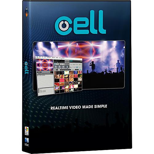 Livid Cell VJ Performance Software-thumbnail