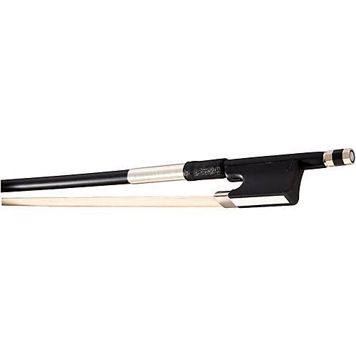 Glasser Cello Bow Fiberglass Half-Lined Frog Nickel Wire Grip thumbnail