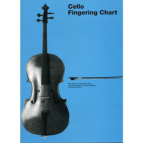 Hal Leonard Cello Fingering Chart thumbnail