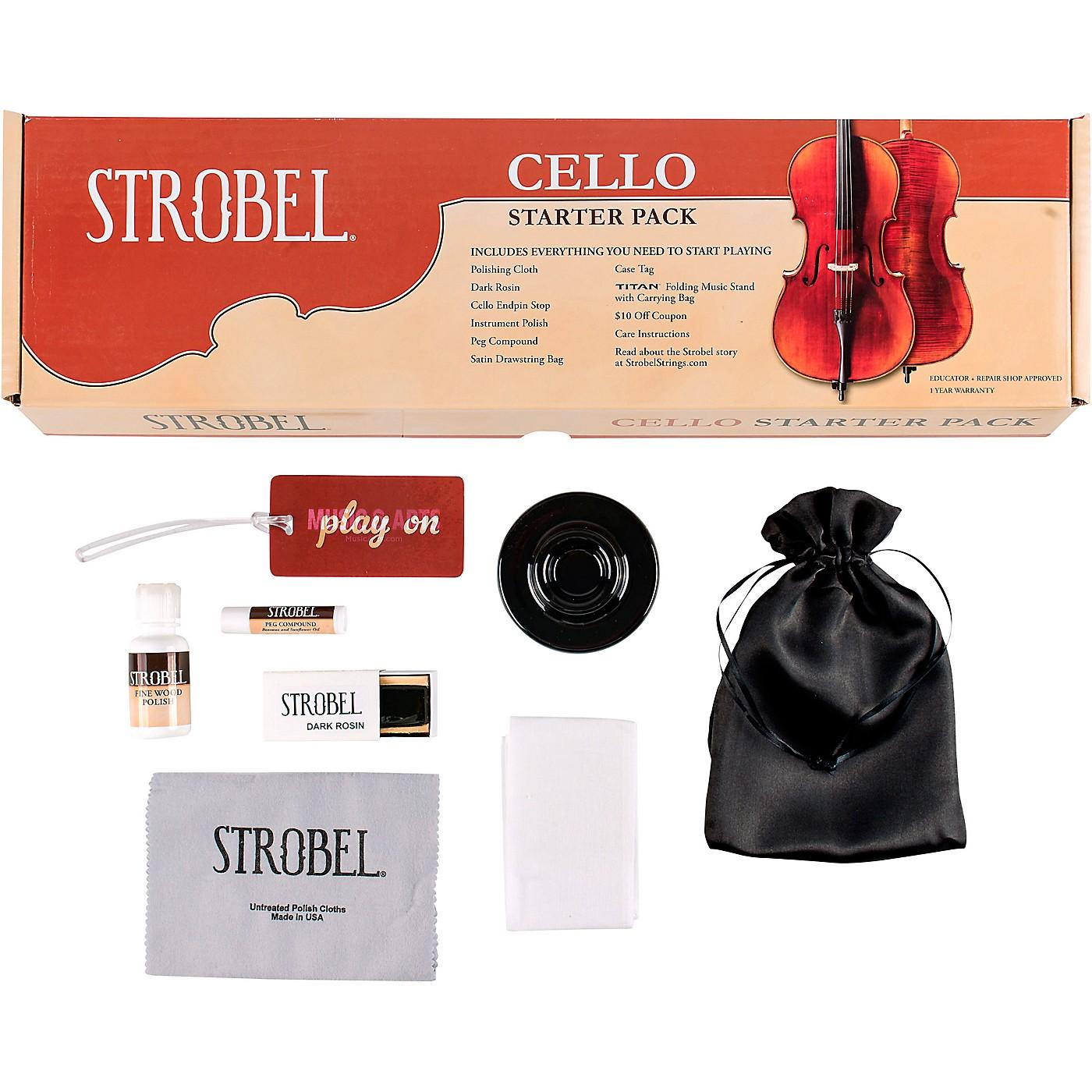 Strobel Cello Starter Pack thumbnail