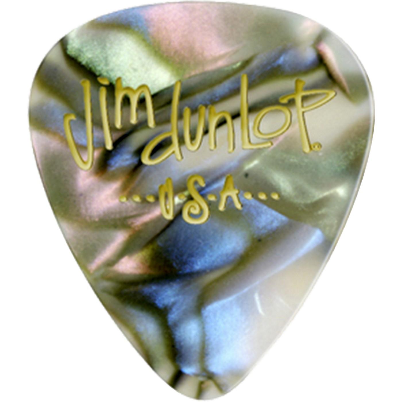 Dunlop Celluloid Classic Guitar Picks 1 Dozen thumbnail