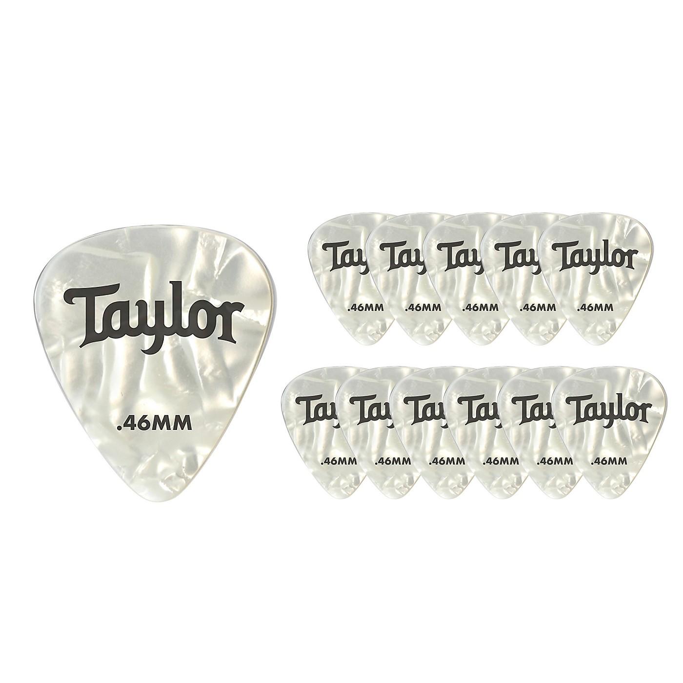 Taylor Celluloid Picks 12-Pack thumbnail