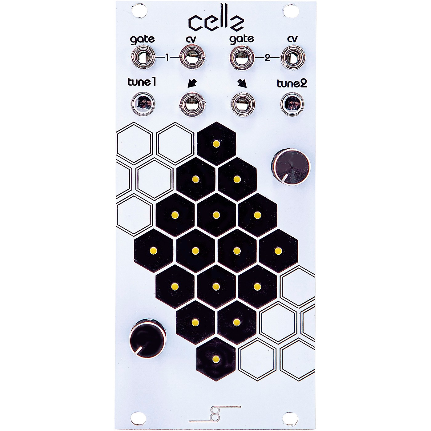 Cre8audio Cellz CV Touch Control and Sequencer thumbnail