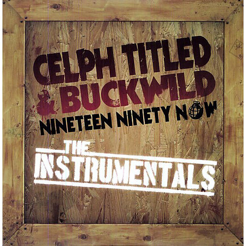 Alliance Celph Titled - Nineteen Ninety Now Instrumentals thumbnail
