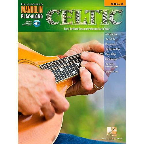Hal Leonard Celtic - Mandolin Play-Along Volume 2 Book/CD thumbnail